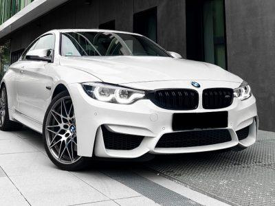 Rent a BMW M4 in Frankfurt