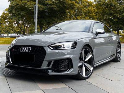 Rent an Audi RS5 in Frankfurt